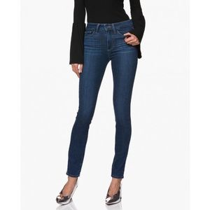 Paige Denim Hoxton High Rise Ultra Skinny Jeans